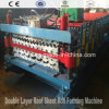 900/840 Double Layer Roll Forming Machine