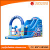 Inflatable Big PVC Tarpaulin Jumping Castle Octopus Slide (T4-503)