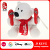 Custom Plush Coca-Cola Bears Promotion Gift Sports Bear