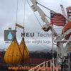 50t Testing Water Weight Bag of Crane