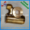 Forging and Machining Brass Connection Pipe Fitting