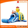 Inflatable Multiple Octopus Water Slide with Pool (T11-501)