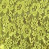 Nylon Crochet Lace Fabric for Lady Dress
