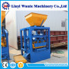 Qt4-24 Semi-Auto Block/Brick Making Machine with Low Investment