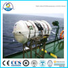 Ce Approved Davit-Lauched Inflatable Life Raft