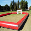Customized Outdoor Inflatable Football Soccer Pitch Sports Game