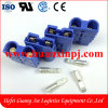 Blue Smh350A Electric Forklift Battery Connectors Similar to Anderson Sb350