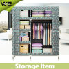 Foho 148 X 170 X 45cm Double Door Furniture Fabric Cloth Wardrobe