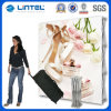Lightweight Portable Curved Top Banner Pop up Display Stands