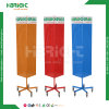 4 Sided Floor Standing Rotating Metal Display Stand