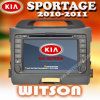 Witson Car Radio With GPS for 2011 KIA Sportage (W2-D9519K)