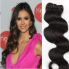 """12""""-28""""Curly Human Hair Weave Extension100% Remy Brazilian Body Wave Weft Hair 100g"""