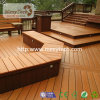 Two Level Decking Design with Frost-Prof Decking for Backyard Project
