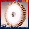 Grinding Efficiently Full Segmented Profile Diamond Grinding Wheel