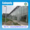 Glass Greenhouse with Automatic Control System