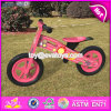 Best Design Original Work Pink Balance Wooden Kids Bikes for Sale W16c179