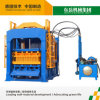 Qt10-15 Simple Cement Block Making Machinery