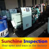 Diesel Generator Pre-Shipment Inspection / Quality Control and Testing Services