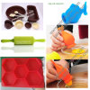 Food Grade Kitchen Tools Silicone Products Solid Silicone Brand Shaping Machine