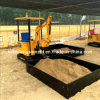 Funny Amusement Park Kiddie Ride for Kids Excavator