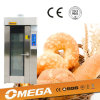 Double Trolleys Gas Rack Oven (manufacturer CE&ISO9001)