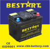 12V 60ah Automotive Battery Vehicle Lead Acid Dry Charged Car Battery 56030