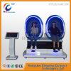 360 Degree Electric Platform 2 Seats 9d Vr Egg Cinema with Good Price