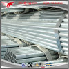 UAE Market En39 1 1/2 Inch Scaffolding Hot DIP Galvanized Ms Steel Pipe