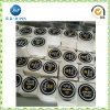 Wholesale Customised Transparent Stickers, Waterproof Gold Foil Sticker Printing, Vinyl Die Cut Sticker (jp-s184)