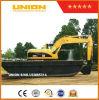 Good Condition Cat 320c Amphibious Excavator with Undercarriage Pontoon