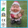 Polyresin/Resin Garden Decoration Gnome Figurine