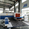 Steel Plate Hole Hydraulic CNC Turret Punching Machine