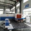 Steel Plate Hole Hydraulic CNC Turret Punching Machine