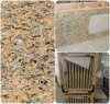 New Venatian Gold Granite Laminate Kitchen Countertop