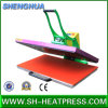 2016 Hot Selling Manual Heat Press Machine 60X80 60X100 and 70X100cm for Sublimation Printing