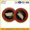 Custom Liquid Glass Covered Metal Badge