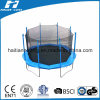 Octangle Big Trampoline with Safety Net