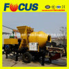 Jbt30 15-30m3/H Diesel Engine Concrete Pump with Mixer