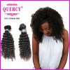 Quercy Hair 100% Human Virgin Remy Afro Curl Hair Extension