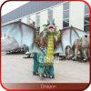 Chinese Dragon Decorations Amusement Rides