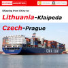 "Sea Transportation Prague (Czech) ; Vilnius, Klaipeda, -20""/40"" (Transportation)"