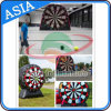 Inflatable Football Dart Game with Hook & Loop Football, Inflatable Dart Game Sport Game, Customize Giant Inflatable Soccer Dart