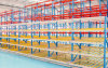 Steel Storage Carton Flow Racking with Wheels