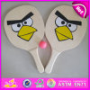 2015 Cheap Beach Racket Ball Game Set, Promotion Wooden Beach Paddle Ball Set, Wooden Beach Paddle Ball Set with En71 ASTM W01A104