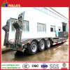 Lowboy Equipment Loader Flatbed Semi Truck Trailers