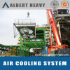 Air Cooling System for Powder Coating