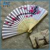 Delicate Elegant Plum Blossom Flower Folding Hand Fans