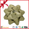 Indoor Decoration Golden Glitter Ribbon Bow