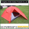 1-2 Person Aluminium Pole Outdoor Double Layer Camping Tent