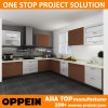 Oppein Fashionable Customized Melamine and HPL Kitchen Cabinets (OP14-M05)